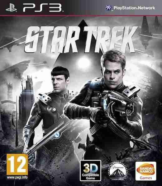 Descargar Star Trek The Game [English][Region Free][FW 4.3x][DUPLEX] por Torrent